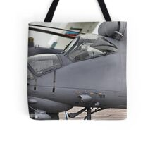 attack helicopter Tote Bag