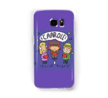 Carol Singers Samsung Galaxy Case/Skin