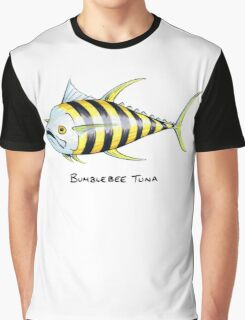 Bumblebee Tuna Graphic T-Shirt
