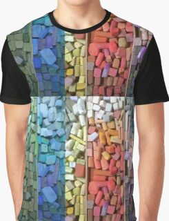 So many ideas. So few colors. Graphic T-Shirt