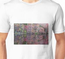 Canton, New Jersey USA Pond Peak Color Unisex T-Shirt