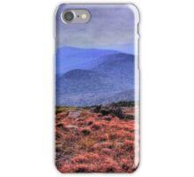 Resting at Jefferson Alpine Highlands iPhone Case/Skin
