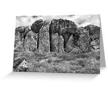 Kosciuszko Rock Greeting Card