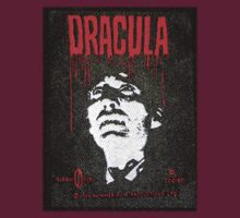 Dracula - Hammer House of Horror by mumblebug
