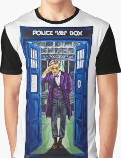 Mad Man in a Box Graphic T-Shirt