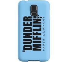 Dunder Mifflin Inc. Samsung Galaxy Case/Skin