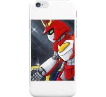 Kabuto Robo Warrior iPhone Case/Skin