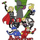 Avenging Time! by ChoqueFrontal