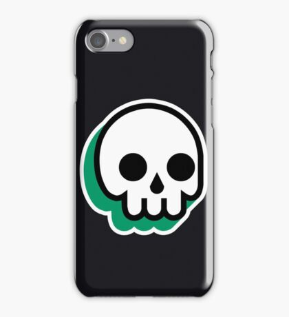 Salty Skulls Main Logo iPhone Case/Skin