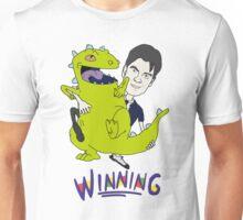 Charlie Sheen - WINNING Unisex T-Shirt