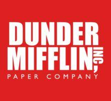 Dunder Mifflin Inc. One Piece - Short Sleeve