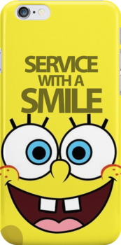 Service with a Smile by xeraa