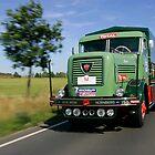Classic Trucks by Stefan Bau