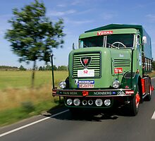 Classic Trucks #1  by Stefan Bau