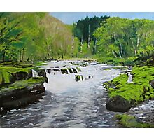 River Lowther Penrith Photographic Print