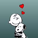 Snoopy Love by gleviosa