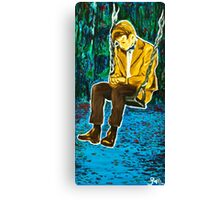 The Lonely Doctor Canvas Print