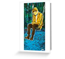 The Lonely Doctor Greeting Card