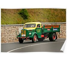 Classic Trucks # 6 Poster
