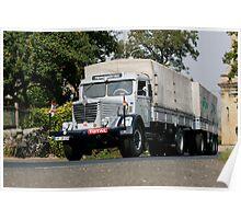 Classic Trucks # 9 Poster