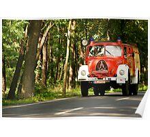 Classic Trucks # 10 Poster