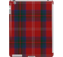 Chisolm of Strathglass iPad Case/Skin
