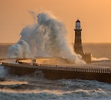 Rough Roker by Great North Views
