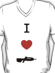 Halo - I Love Battle Rifle T-Shirt