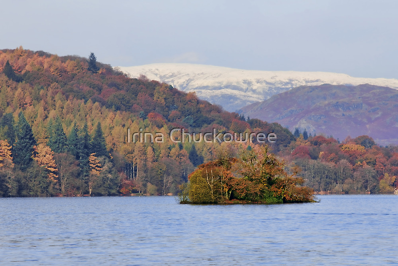 Lake Windermere. Autumn. by Irina Chuckowree