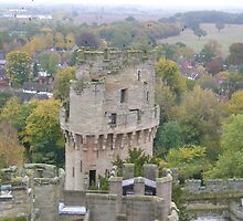 Ceasar's Tower - Warwick Castle by Lucy Wilson