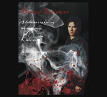 Vampire Diaries, Damon Salvatore by Christopher Barker
