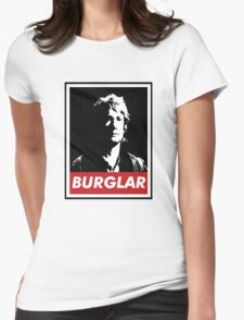 Bilbo the Burglar Womens Fitted T-Shirt