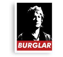 Bilbo the Burglar Canvas Print