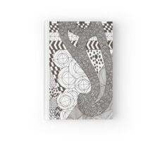 Lines 4 Days Hardcover Journal