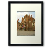 The Great Hall - Hampton Court Palace Framed Print