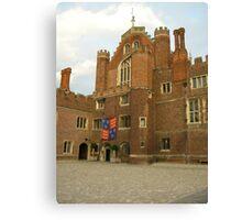The Great Hall - Hampton Court Palace Canvas Print