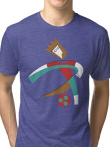 Soccer Dude Tri-blend T-Shirt
