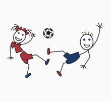 Soccer Kids Kids Tee