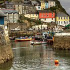 Mevagissey by Paul Thompson Photography