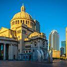 Boston Sculptors Gallery , Christian Science Plaza , Boston, MA by LudaNayvelt