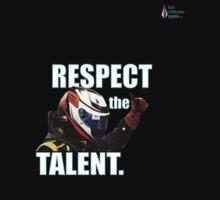KR - Respect The Talent - White by evenstarsaima