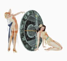 Pin up circle by ForeignAffairs