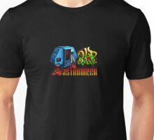 Old School Astromech - Front Unisex T-Shirt