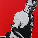 Samurai by Gary Hogben