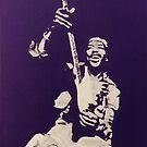 Purple Haze by Gary Hogben
