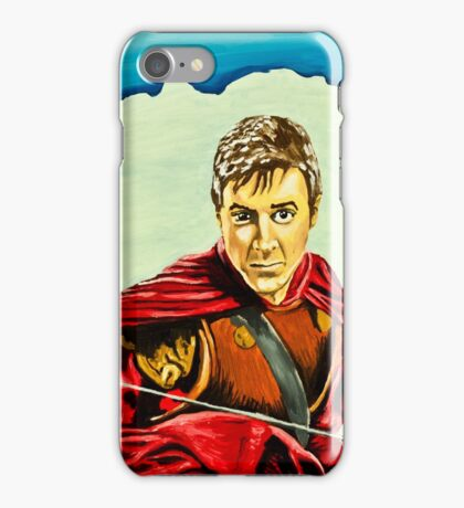 The Last Centurion iPhone Case/Skin