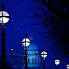 London in December by vivsworld