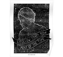 I follow stars Poster