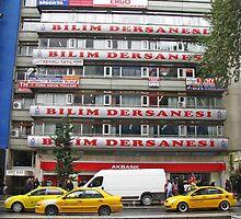 Bilim Dersanesi by rasim1
