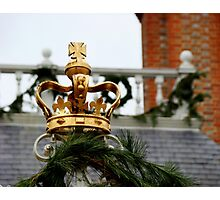 Crowned with Glory Photographic Print